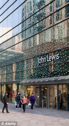 Department store giant John Lewis was another retailer where Which? found customers are being fobbed off