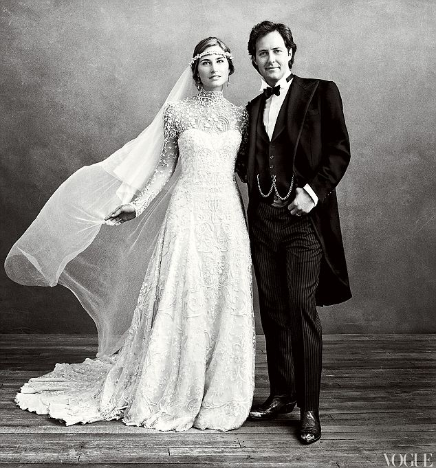 A Ralph Lauren Wedding