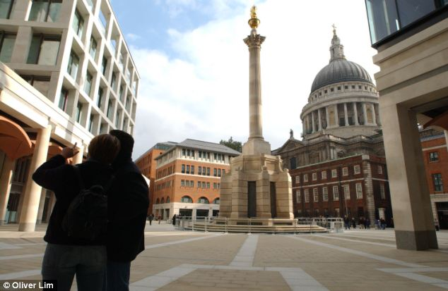 Forign Ownership New London Buildings