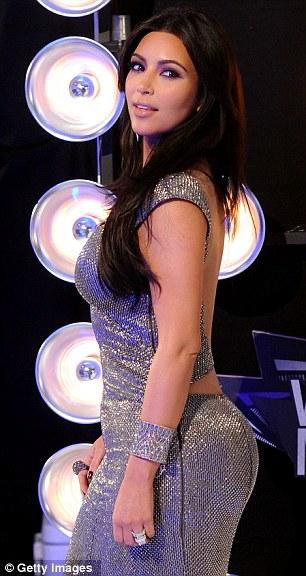 Kris Humphries' ex-girlfriend: He told me I was better looking than Kim Kardashian | Mail Online