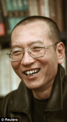 China optó por dar un ejemplo de Nobel de la Paz Liu por encarcelarlo por 11 años