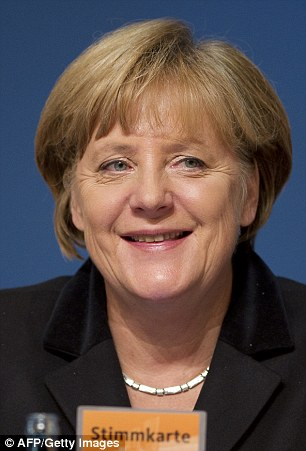 The German Chancellor came from a difficult background to establish herself as one of the most powerful women in world politics