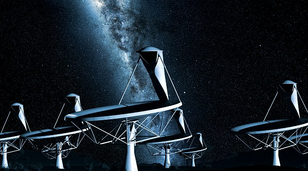 Astronomers and engineers from more than 70 institutes in 20 countries are designing the SKA - it will be 50 times more sensitive, and will survey the sky 10,000 times faster, than any other telescope