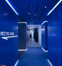 Google's new floor in London office looks more like the