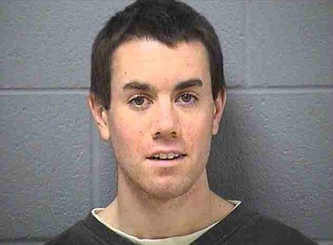 Joseph Conrad, 20, allegedly beat his mother with a bat after she took his keys and phone. He then tried to make it look like there was a home invasion