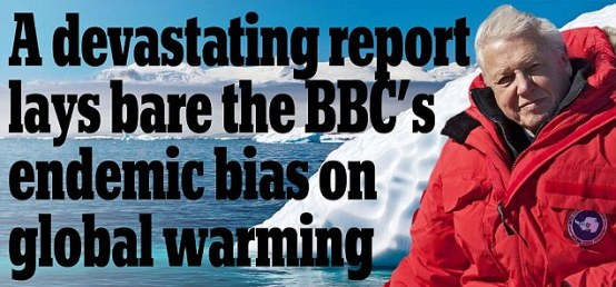 Image result for GWPF BBC bias