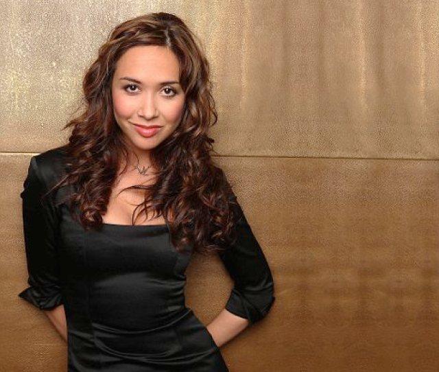 Chatty Myleene Klass Seems Unchanged From When She Rose To Fame
