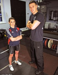 Hannah Powell: Britain's smallest and lightest Olympic ...