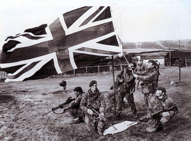 Image result for falkland islands war