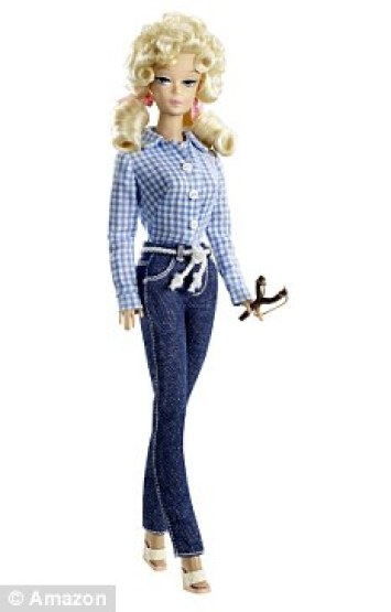Price: Ms Douglas sought a minimum of $75,000 in damages for the doll resembling the character of Elly May Clampett she played
