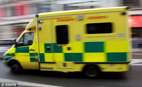 Problematic: The North West Ambulance Service has released details of the odd calls it received over the Christmas period
