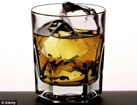 Bad taste: Critics claim that scotch in a can might not qualify as real scotch whisky