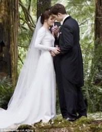 Twilight wedding dress designer Carolina Herrera on how ...