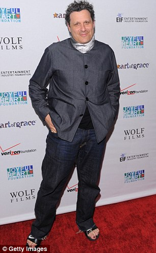 Project Runway star Isaac Mizrahi says he sobbed when he married boyfriend Arnold Germer at
