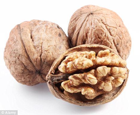 Saludables: Las nueces contienen más antioxidantes que cualquier otro tipo de frutos secos, los científicos han descubierto