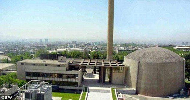 Spate: Four scientists apparently involved in Iran's nuclear programme have been killed in the last two years