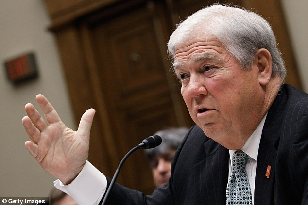 Controversial: Mississippi Gov. Haley Barbour spent his final days in office granting pardons or early release to around 200 people - including more than two dozen convicted killers