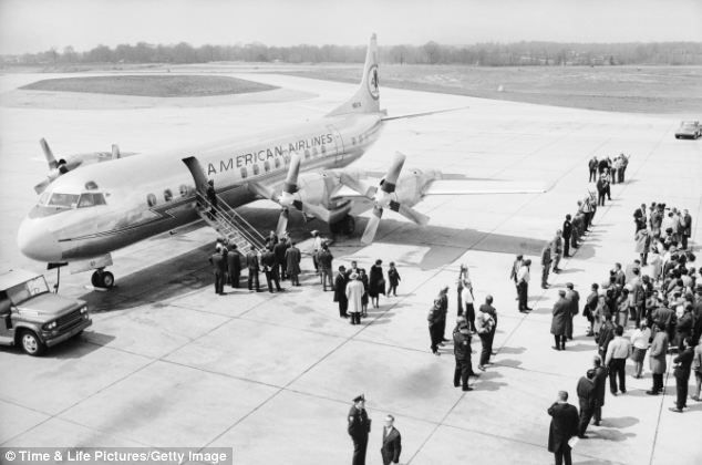 Government dispatch: An airplane was sent by the U.S. government to retrieve King's body
