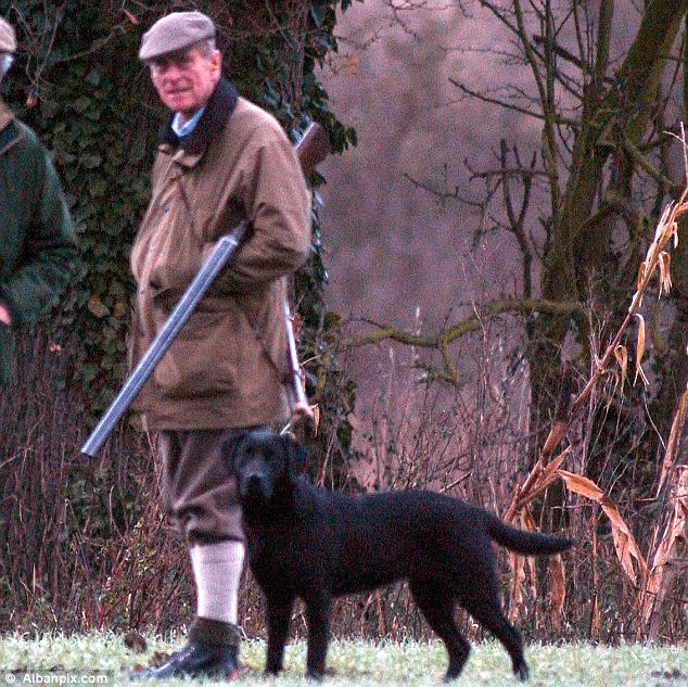 Prince Philip Told To Give Up Shooting After Fears It