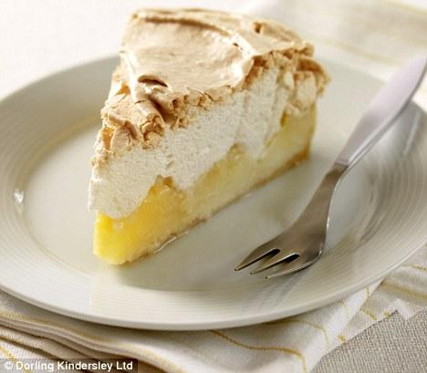 Recipe Lemon meringue pie  Daily Mail Online