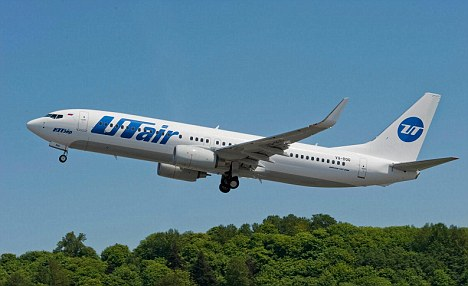 Death in the air: Pilto Sergei Golev passed away onboard a UTair Boeing 757 from Bangkok to Novosibirsk