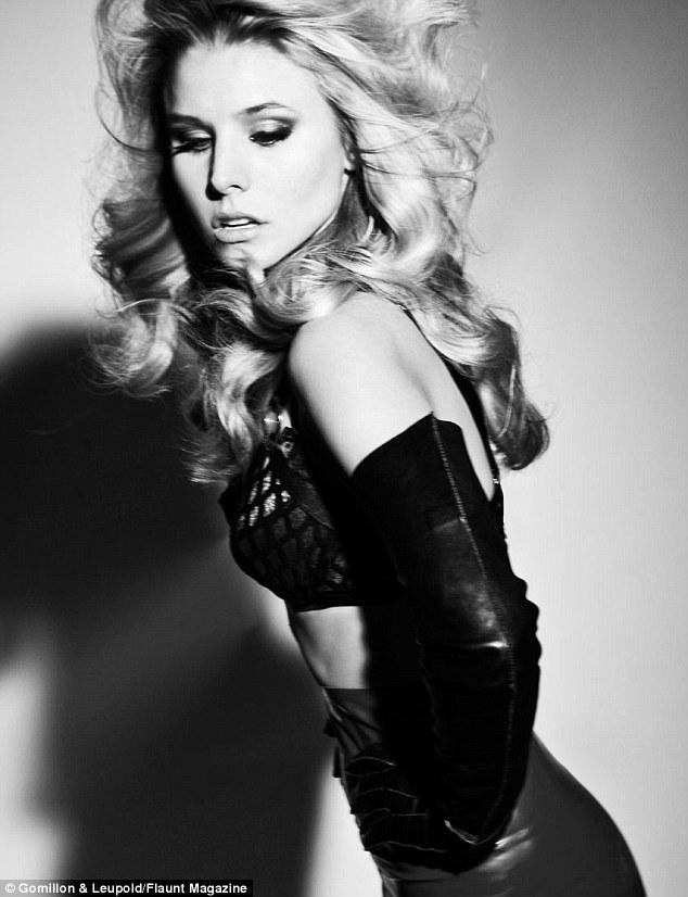 Kristen Bell Flaunts Her Fabulous Figure In Racy New Photo
