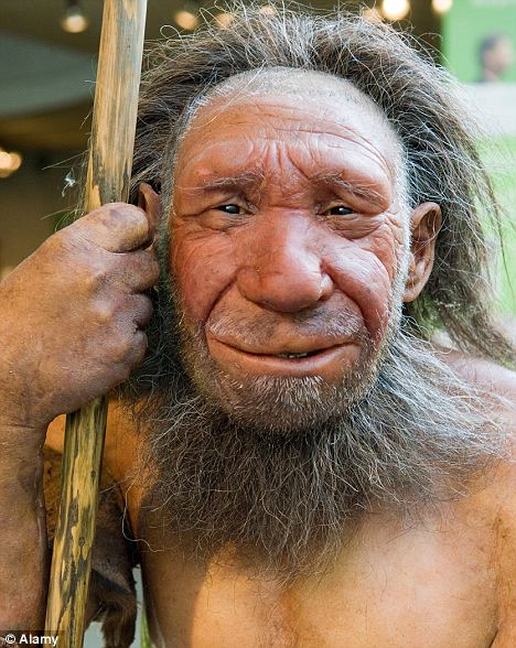 Art of the matter: Neanderthals were using paints 250,000 years ago according to the latest findings