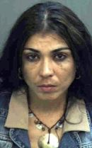 Mother: Sandra Padilla Miranda is charged with child abuse and contributing to the delinquency of a minor by causing a child to commit an act of delinquency