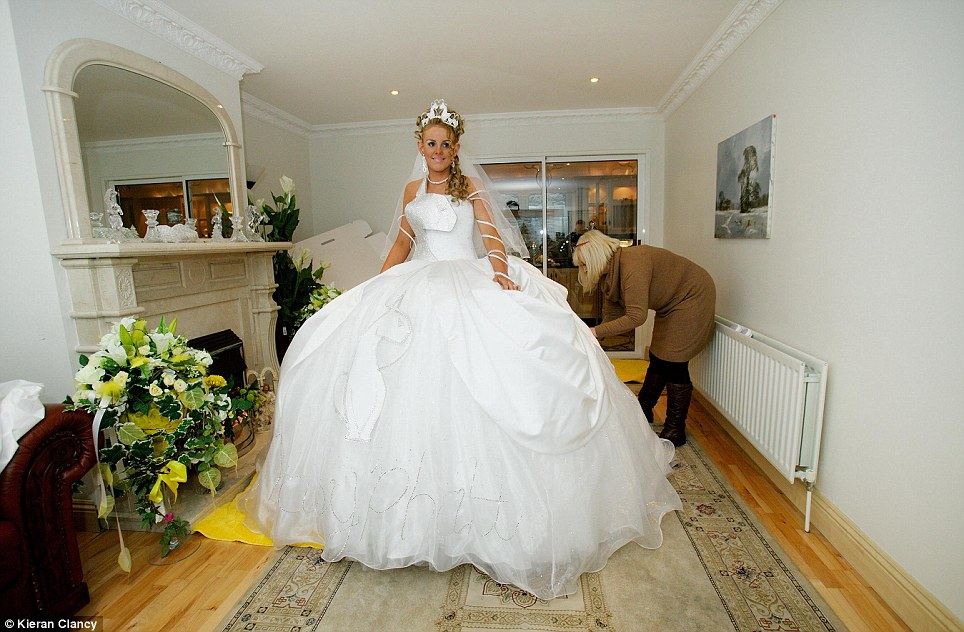 My Big Fat Gypsy Wedding The popular Channel 4 show returns with most outrageous dress yet