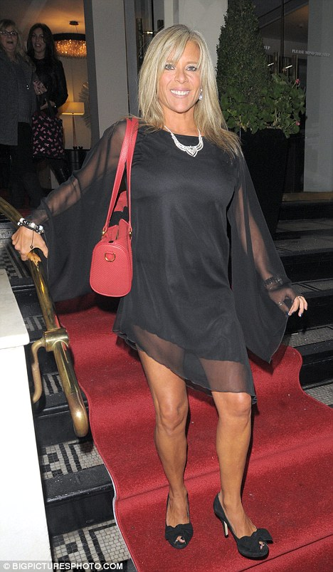 Nicola McLean Celebrity Big Brother Star Dresses Up Like