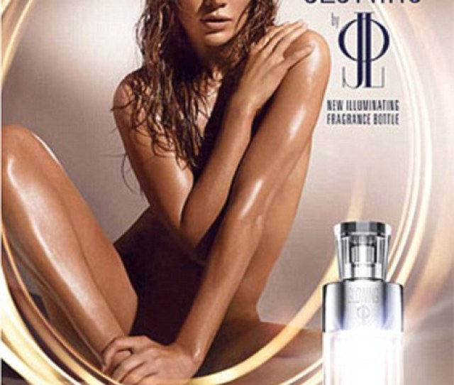 Lustrous Jennifer Lopez Is An Illuminating Figurehead In Advert For Her New Perfume Glowing