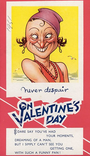 Valentines Day Cards That Promised Endless Hate For The