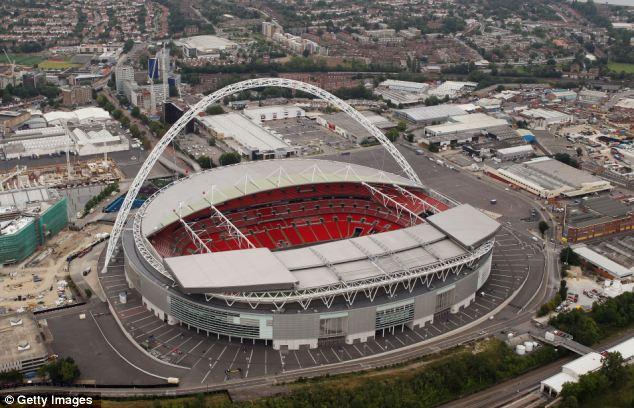 Abu Qatada se informa que viven cerca de el estadio de Wembley, en el noroeste de Londres