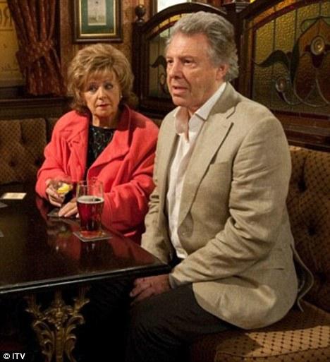 Coronation Street Rita Sullivan could become the new Mrs