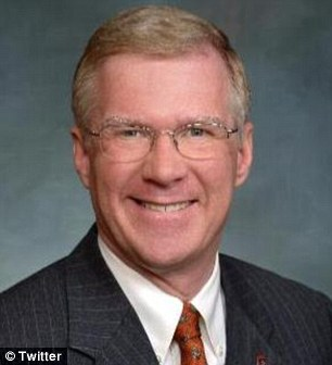 Backup: Republican Senator Kent Lambert's bill in Colorado is designed to provide consumers with alternatives in case the dollar falls badly