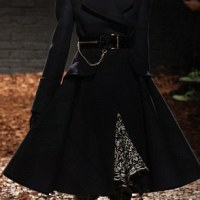 London Fall Season celebrates ALEXANDER McQUEEN