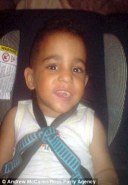 Tragic Aaron Booth, who died at his mother's home. She is accused of assault, ill treatment or neglect of a young person