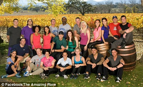Work: Rice helped producers on The Amazing Race, which follows teams as they travel around the world for a prize of $1 million. He worked on its latest season