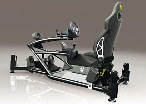 flight simulator chair motion fresco high vesaro s r black a violently realistic f1 that works with xbox 360 ps3 and pc games it comes