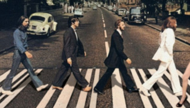 Angelina Jolie Beatles