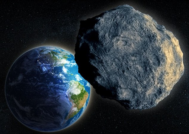 The asteroid 2011 AG5 will pass near to Earth in 2040, with a one in 625 chance of hitting our planet, according to scientists