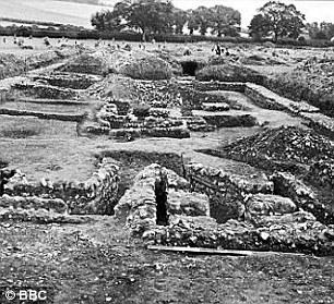 Mass grave: Yewden Villa