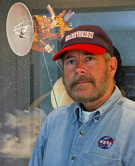 Dismissed: David Coppedge claims he was discriminated against when he was fired from his post on the Cassini Mission last year. He had worked at NASA's Jet Propulsion Laboratory for 15 years