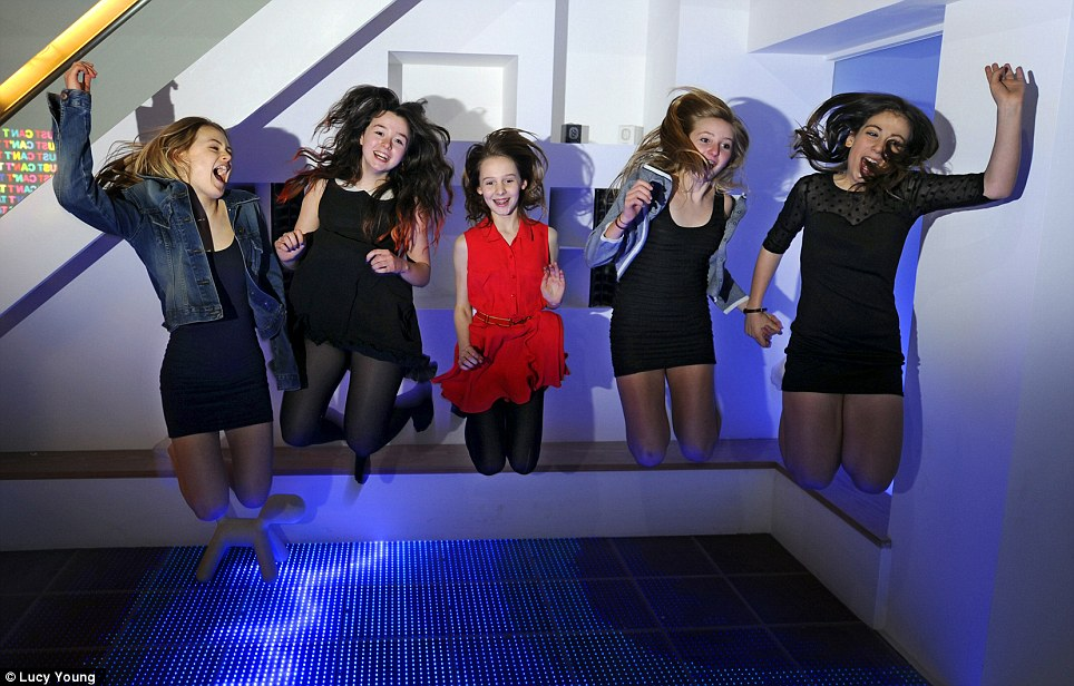 Parents Build 1m London Home With Nightclub To Prevent
