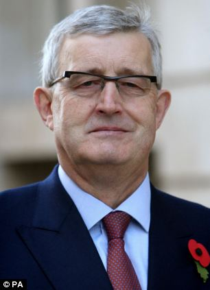 Sir Christopher Kelly, Chair of the Committee on Standards in Public Life