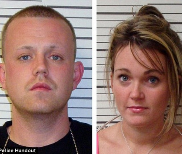 Arrested Kimberly Edgerton  Right And Michael Edgerton  Left