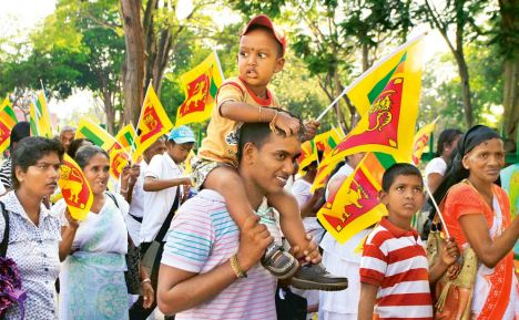 As a recent opinion poll shows, the plight of the Lankan Tamils continues to exercise the masses so much that many even favour the creation of an independent Eelam.