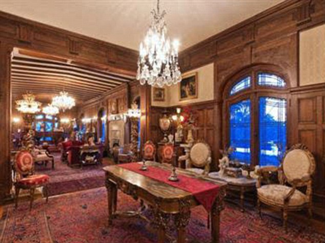 Richthofen Castle Haunted Denver Home Of The Red Barons Uncle Selling For 375million