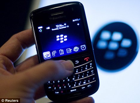 Stepping back: BlackBerry will withdraw from consumer phone markets
