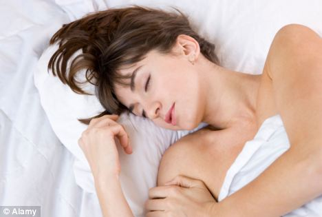 Thought process: Researchers from the University of Massachusetts say sleep enhances our emotionally positive memories